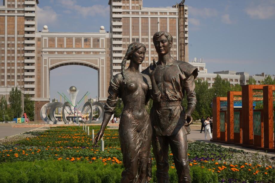 Нур-Султан: столица, построенная с нуля
