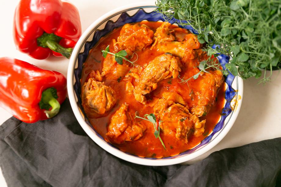 Чахохбили с вином по-армянски, молдавская кавурма и другие блюда народов СНГ из птицы