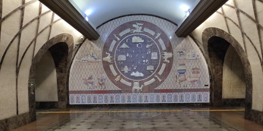 Алматинское метро: как работает первая и единственная во всем Казахстане подземка?