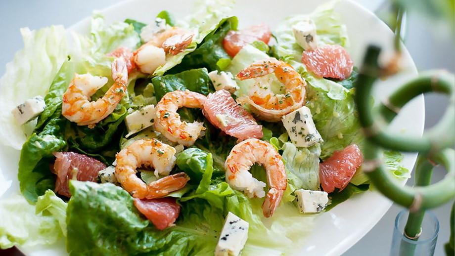 Солнечный грейпфрут: рецепты вкусных салатов и советы врача