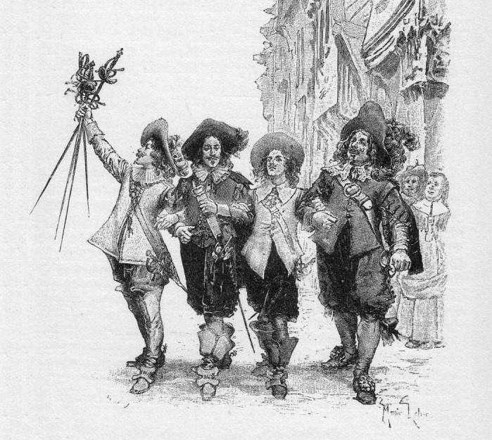 «Ощущение, что кто-то собирается вызывать дьявола»: как Дюма писал роман «Три мушкетера»