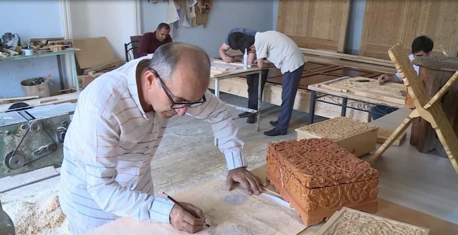 Кандакори – древнее ремесло таджикского народа