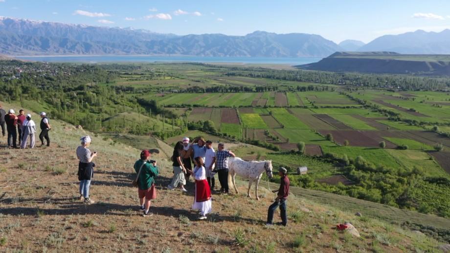 Как съемки фильма повлияли на разведение в Кыргызстане знаменитой породы лошадей аппалуза