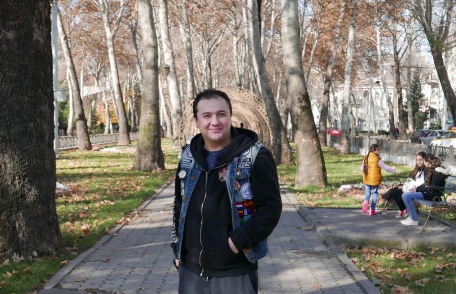 «Народные дипломаты»: как таджикские байкеры проехали по миру тысячи километров