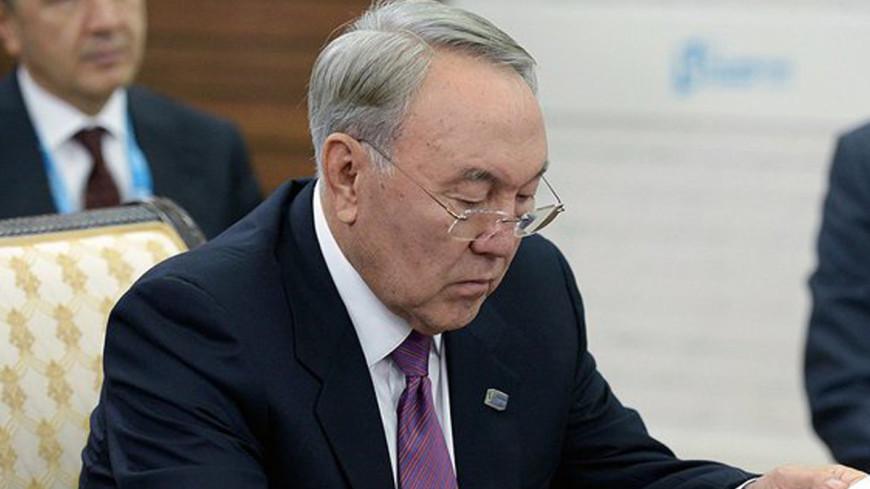 Назарбаев хочет выработать совместный план ЕАЭС по преодолению кризиса