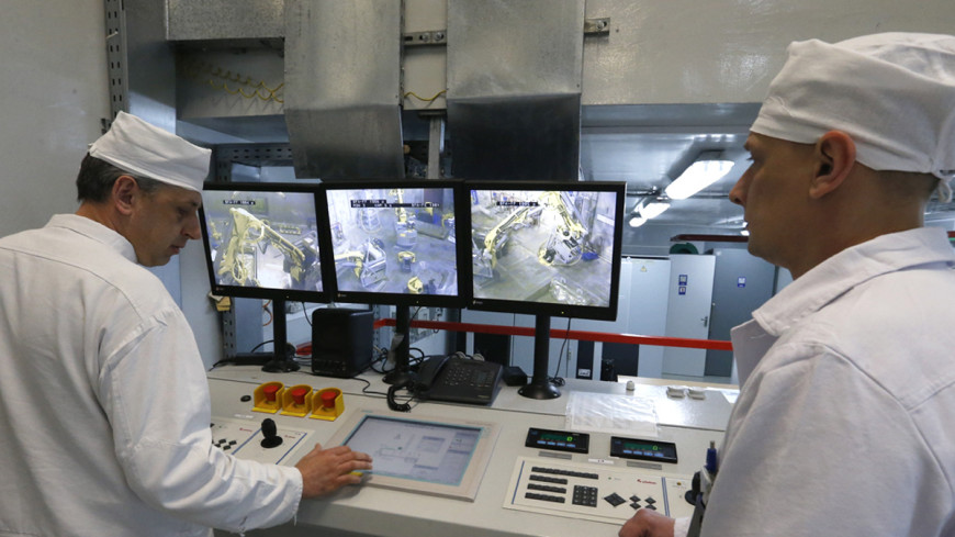 Россия и Иордания подписали соглашение о строительстве АЭС