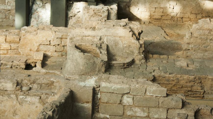 Вышибала из Уэльса обнаружил древнеримский город