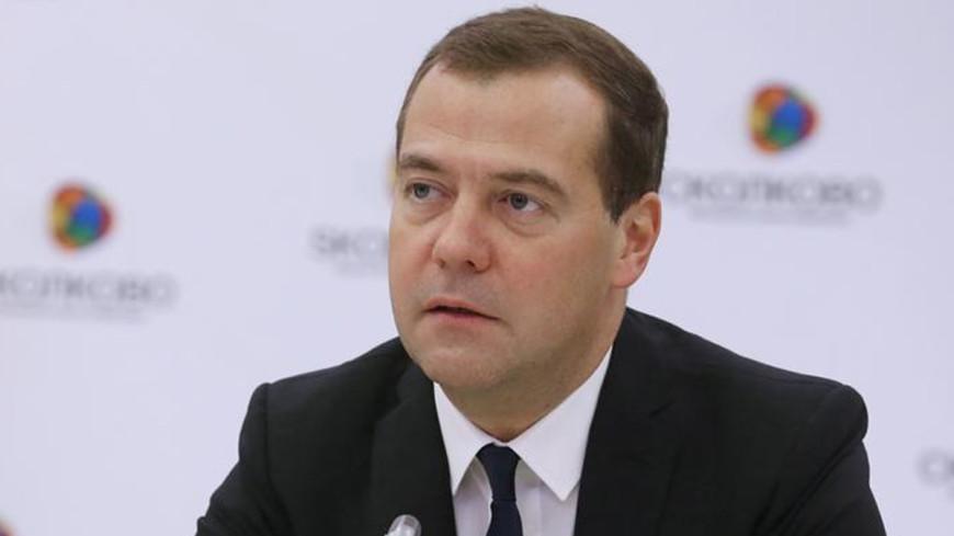 Медведев напомнил Украине о необходимости платить за газ