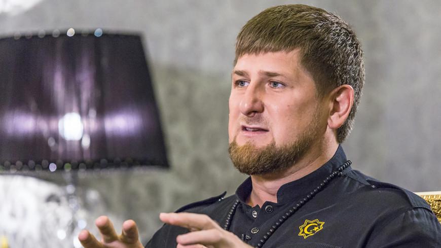 Кадыров сделал Тимати заслуженным артистом Чечни