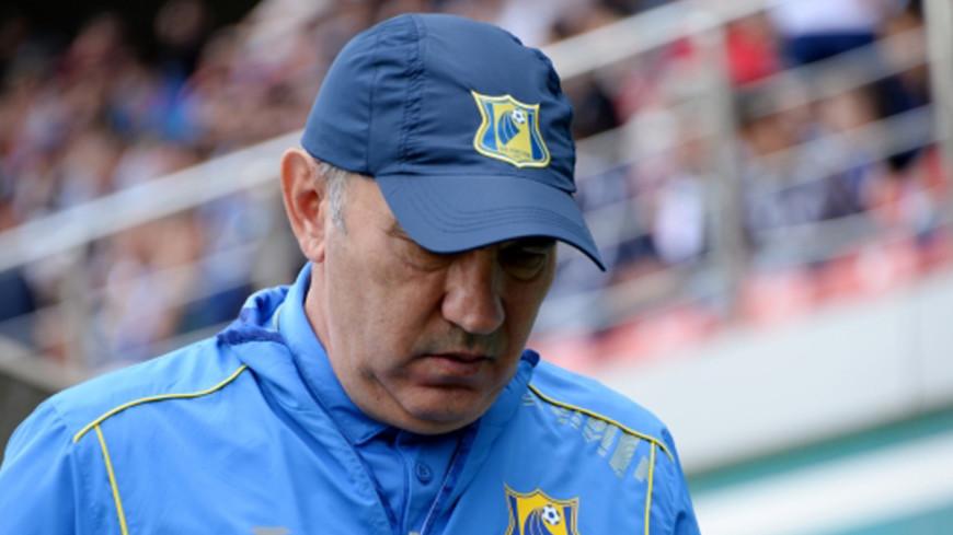 СМИ сообщили о переходе Курбана Бердыева в «Спартак»