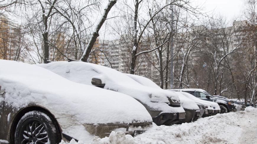Снегопады и метели покинут центр России уже завтра