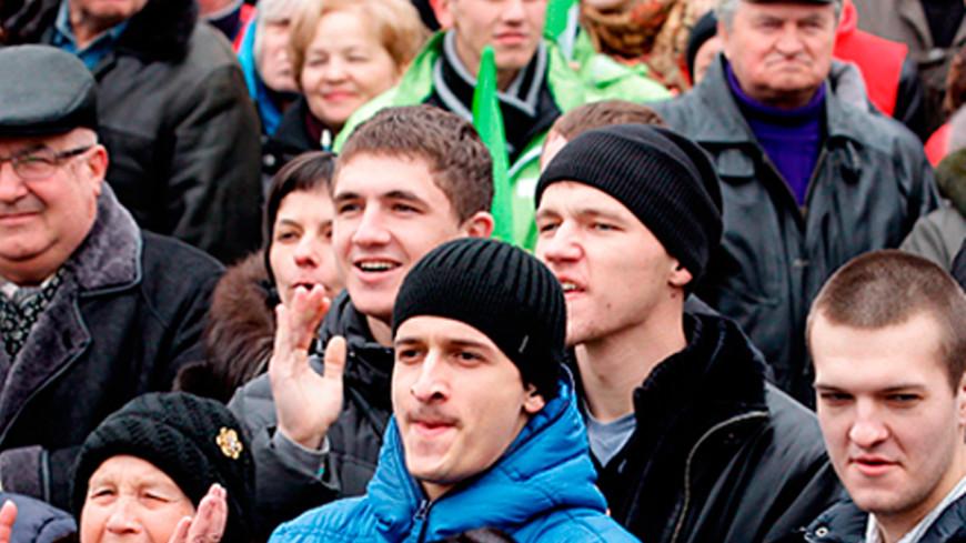Шествие оппозиции 1 марта согласовано с властями Москвы