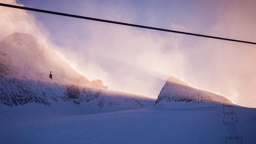 Лавина в Кировске: уровень опасности нового схода снега сохраняется