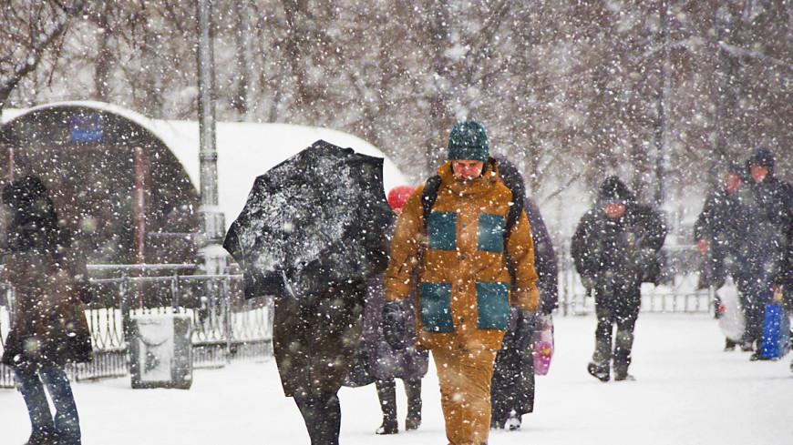 Экстренное предупреждение объявлено на Сахалине из-за сильной метели