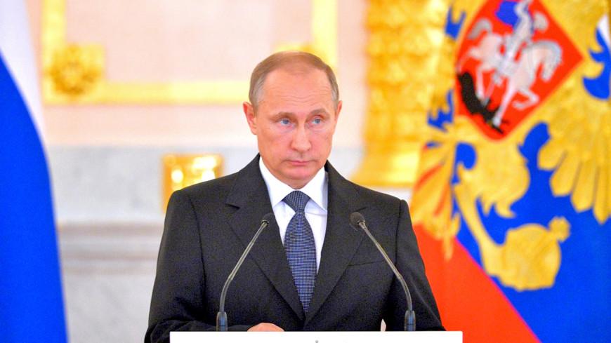 Путин примет верительные грамоты от послов Молдовы, Кыргызстана и Узбекистана