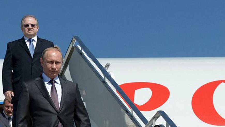 Путин отправился в Минск на переговоры в «нормандском формате»