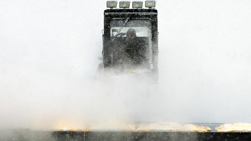 Более 30 рейсов на Сахалине задержали из-за метели