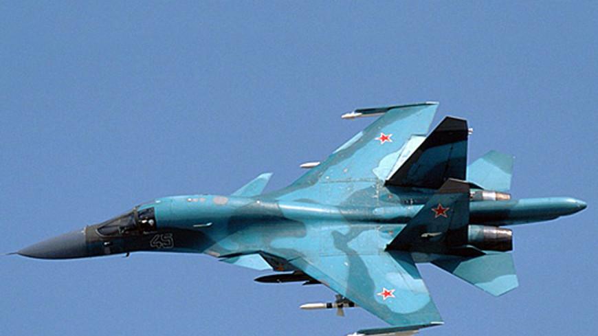 Российские истребители сбросят бомбы под Калининградом