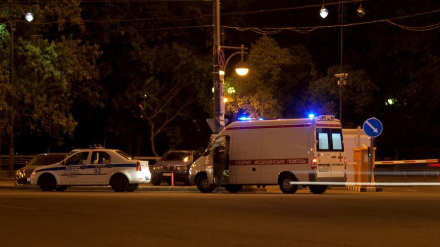 Пьяные покупатели избили полицейского в супермаркете Москвы