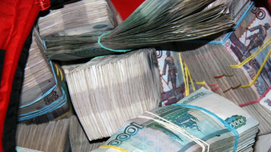 В Воронеже неизвестные украли у инкассаторов более 5 млн рублей