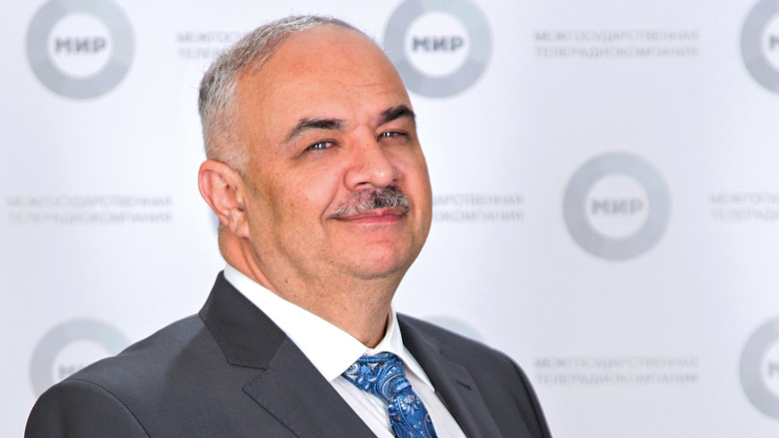 Глава азербайджанского филиала МТРК «МИР» награжден орденом «За заслуги перед Родиной III степени»