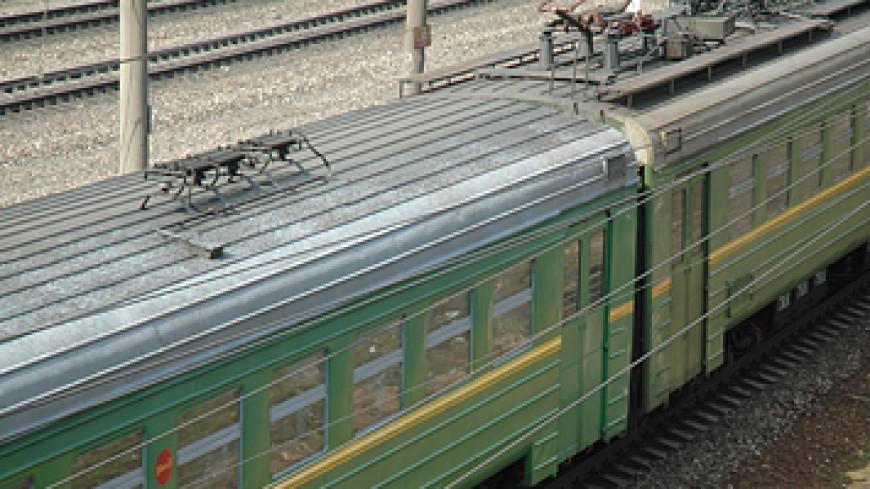 Электричка насмерть сбила двух человек на платформе «Новогиреево»