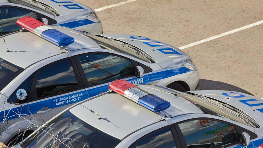 В Москве украли автомобиль за пять млн рублей