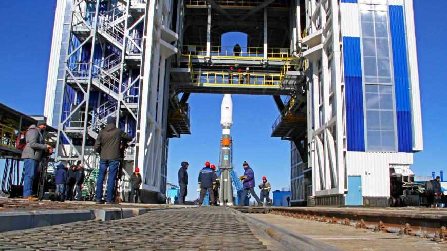 Роскосмос: Запуск с «Восточного» отменен из-за неполадок в самой ракете