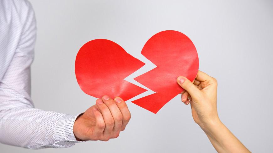 Названы главные причины расставания влюбленных пар