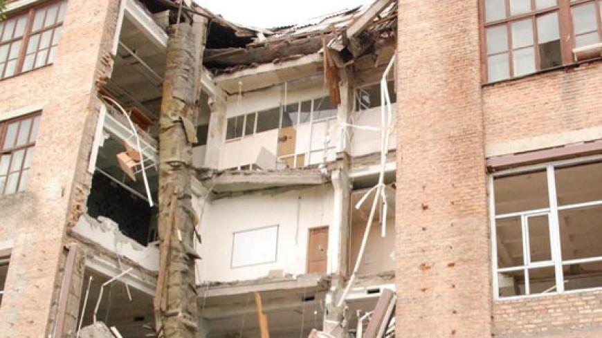 Власти опровергли информацию о жертвах обрушения в Междуреченске