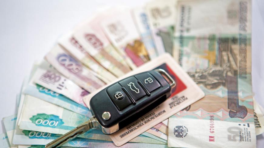 Москвича оштрафовали за тень от машины