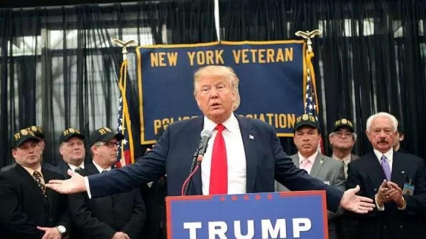 Трамп похвалил американцев, страстно протестующих против него