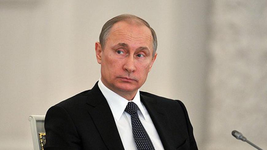 Путин потребовал урегулировать сирийский кризис легально