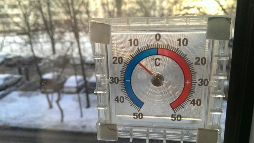В Москву возвращаются морозы