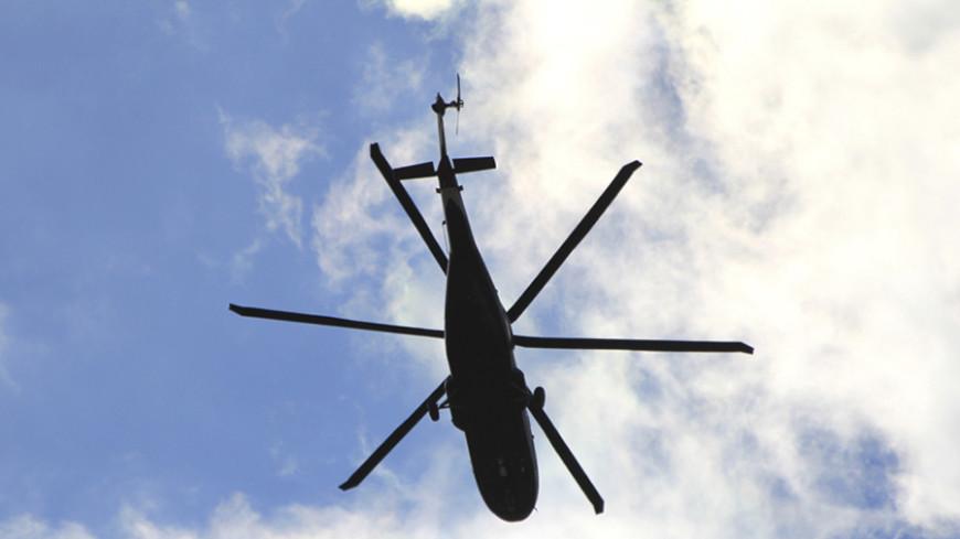 СБУ задержала двух украинцев, подозреваемых в обстреле вертолета Ми-8