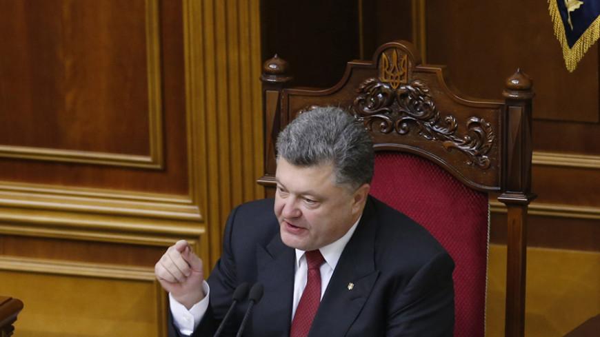 Порошенко об отставке Коломойского: никакой дестабилизации