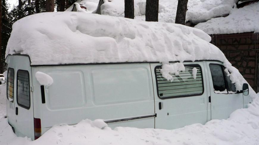 Снегопады в Японии: два человека погибли