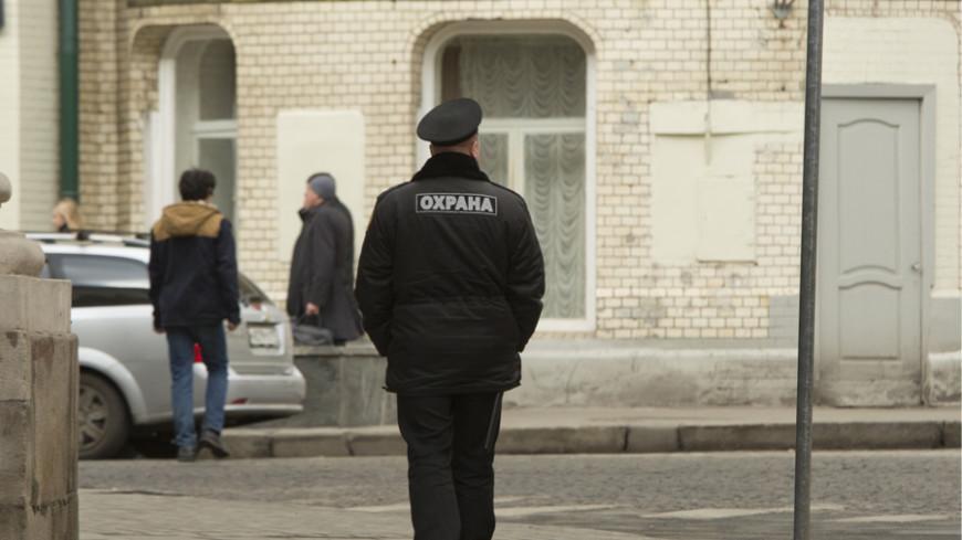 Московский ЧОП оштрафован за использование нацистской символики