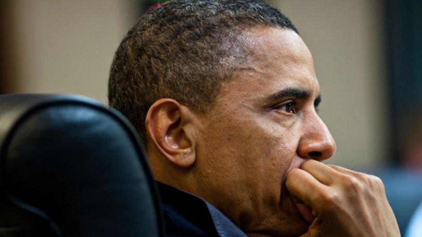 Обама надеется на дипломатическое разрешение украинского кризиса