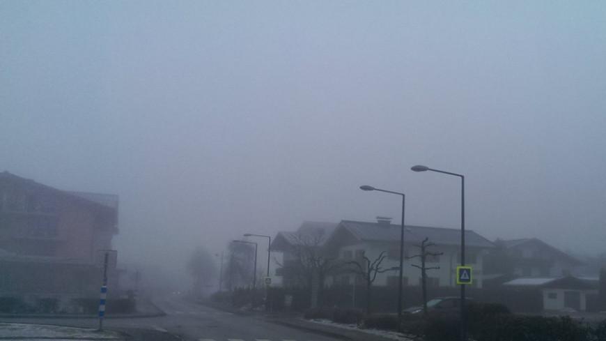 Запах сероводорода на северо-западе Москвы