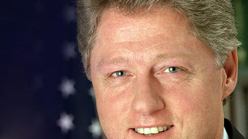 Билл Клинтон стал самым уважаемым президентом США за 25 лет