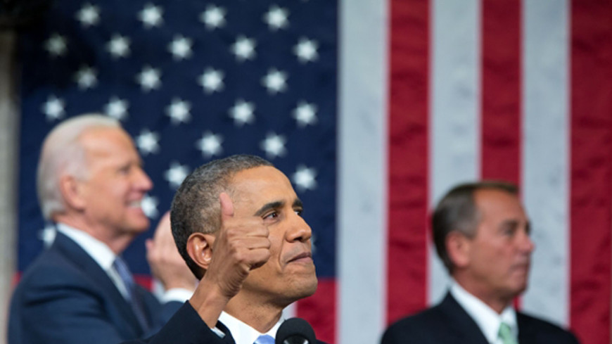 Танцующий на фоне Майдана Обама взорвал интернет
