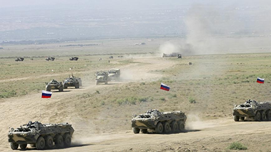 Западные военные части начали учения «Восток-2014»