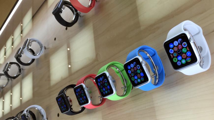 Рынок «умных часов» Apple за полгода обрушился на 55%