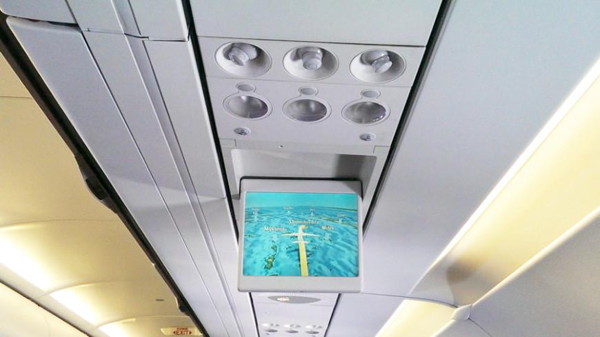 Пассажиры рейса Барселона - Тель-Авив попадали в обморок