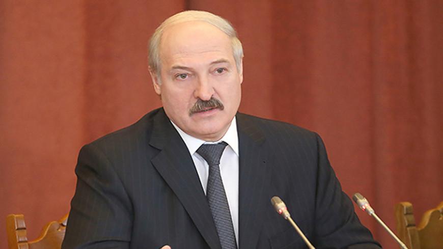 Лукашенко призвал соблюдать интересы Беларуси при работе с ЕАЭС