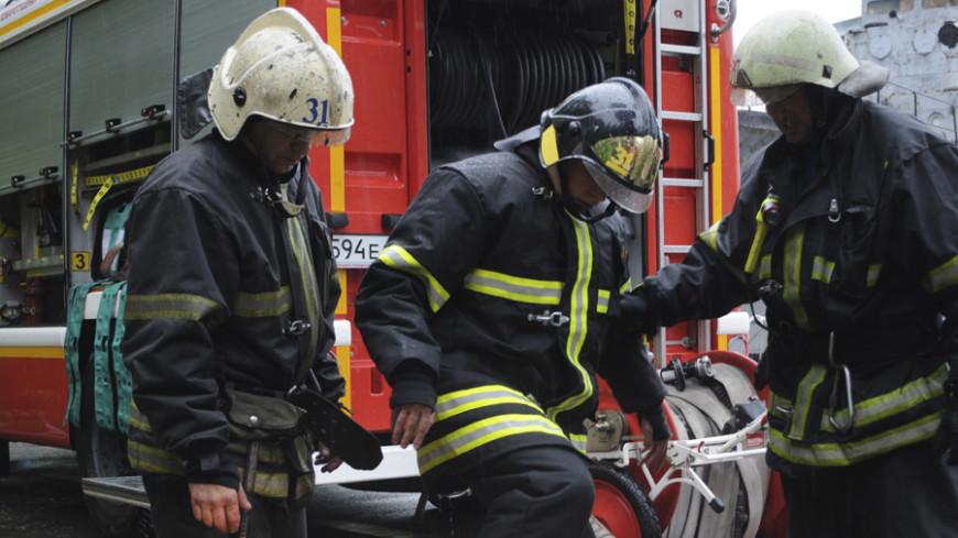 Специалисты ИНИОН оценят ущерб от пожара в библиотеке