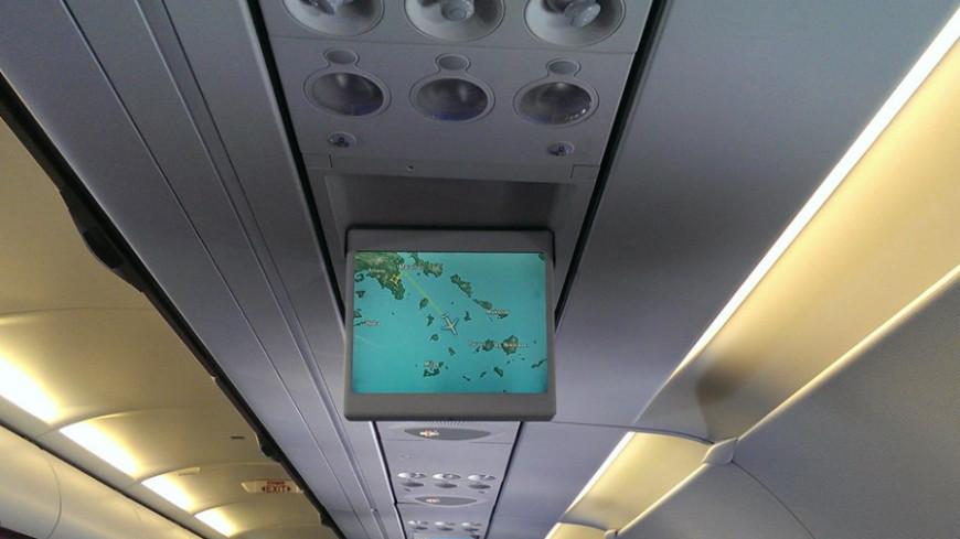 Самолет AirAsia совершил жесткую посадку на Филиппинах