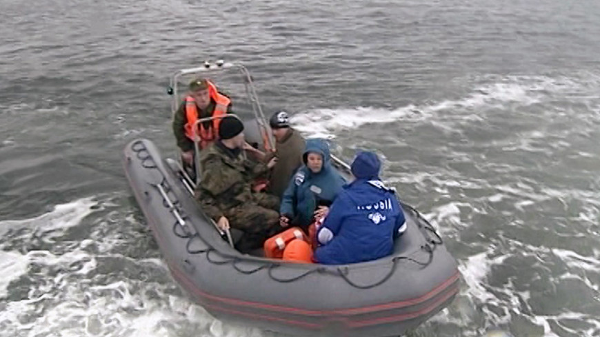 Пропавшие малайзийские рыбаки найдены живыми