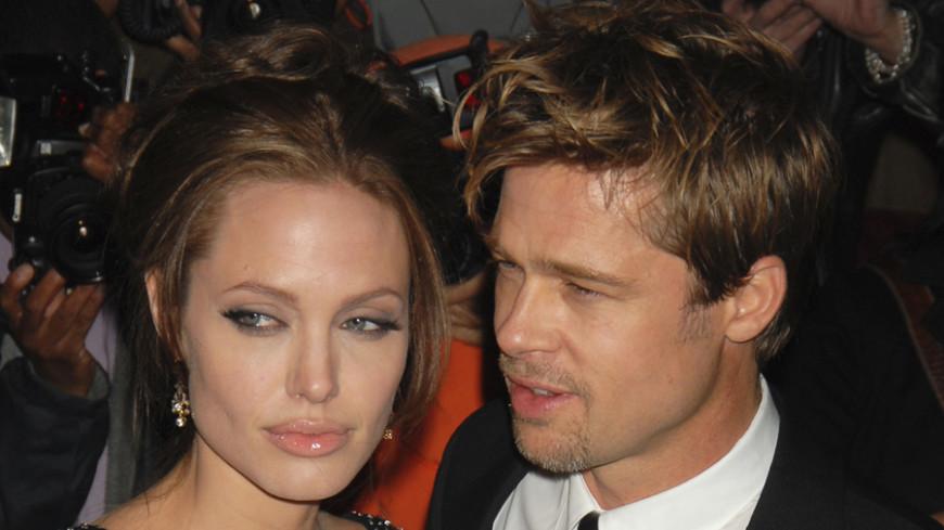 Кина не будет: сказке Джоли и Питта конец